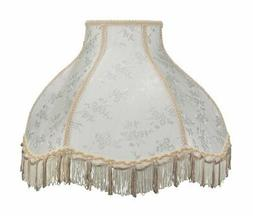 Aspen Creative 30043 Transitional Scallop Bell Shape Spider