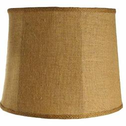 Albert Estate LTD, Drum Lamp Shade, 14 Inch, Washer Drum, Na