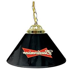 Budweiser Single Shade Gameroom Lamp, 14""