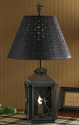 Park Designs Antique Colonial Inspired Blackstone Lantern La