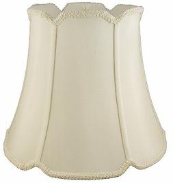 American Pride Lampshade Co. 05-78095518B V-Notch Soft Shant