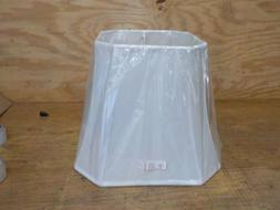 American Pride Lampshade Co. 19-78095018A Square Soft Tailor