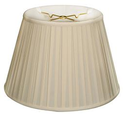 Royal Designs BSO-724-16EG Empire English Pleat Basic Lamp S