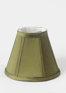 "Urbanest Chandelier Lamp Shade, 3 x 6 x 5"", Empire Clip On,"