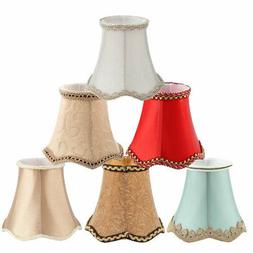 Chandelier Wall Ceiling Clip on Lamp Shades Light Cover 3x5.