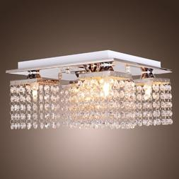 LightInTheBox Crystal Ceiling Light with 5 lights Electropla