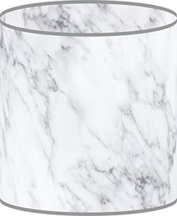 LampPix 10 Inch Custom Printed Table Desk Lamp Shade Marble