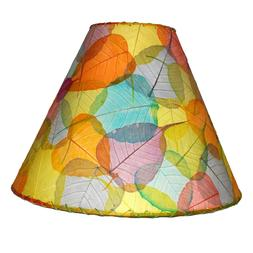 Eangee Home Design Fossilized Multicolor Banyan Leaf Classic