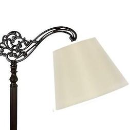 Eggshell Silk 10 Inch Empire Uno Lamp Shade Replacement 6x10