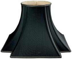 Fancy Square Bell w/ Inverted Corner Lampshade