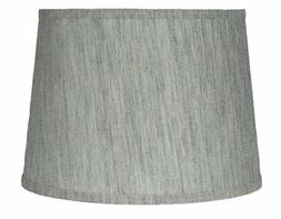 """Urbanest French Drum Lamp Shade, Linen, 14x16x11"""""""