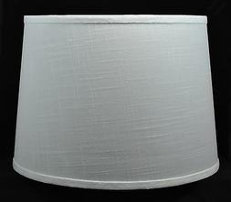"""Urbanest French Linen Drum Style Lamp Shade 12x14x10"""" Lampsh"""