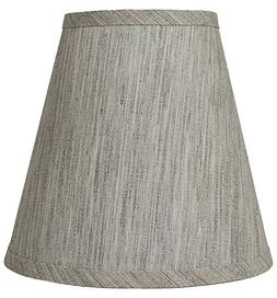 Urbanest Hardback Linen Empire Lamp Shade 5-inch by 9-inch b