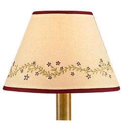 Home Sweet Home Star and Vine Lamp Shade by Park Designs