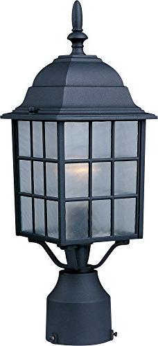 Maxim Lighting 1052 North Church 1 Light Outdoor Wall Light