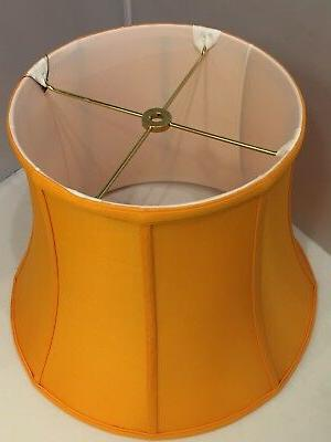 """14""""Pompkin Lampshade Bell Shade Spider"""