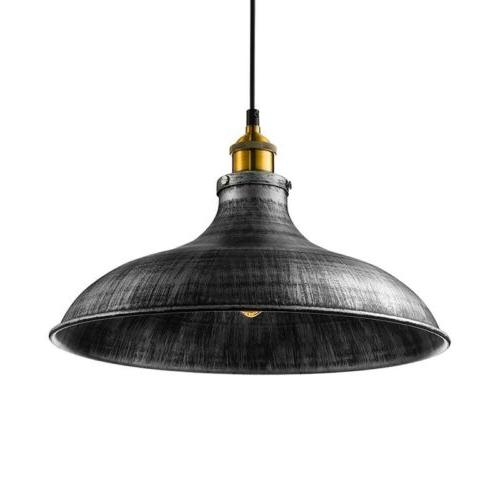 "14"" Pendant Light Ceiling Farmhouse Barn"
