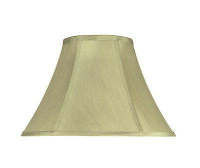 Aspen Creative 58002 Bell Shape UNO Construction Lamp Shade,