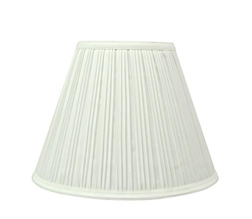 59101 transitional pleated empire shape