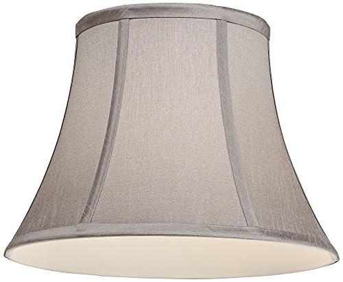 Pewter Bell Lamp