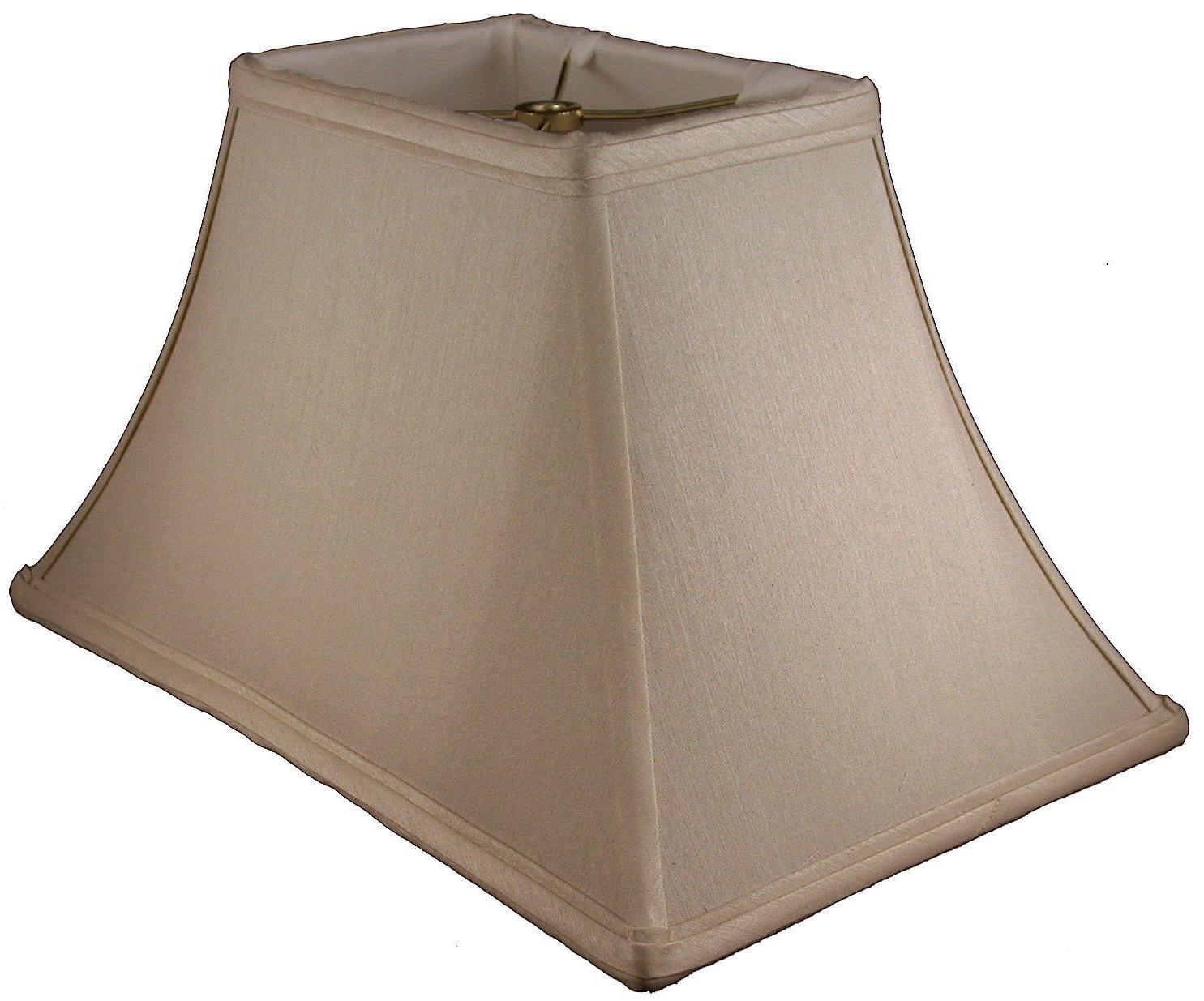 American Pride Lampshade Co. 74-78094210 Rectangle Soft Tail