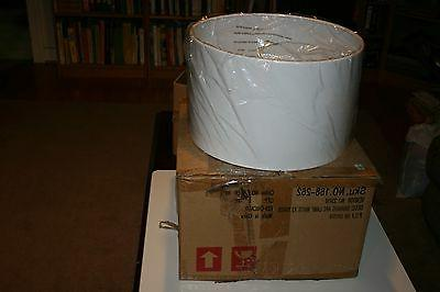 Crate Longer Bauhaus Metal Lamp Shade round NIB