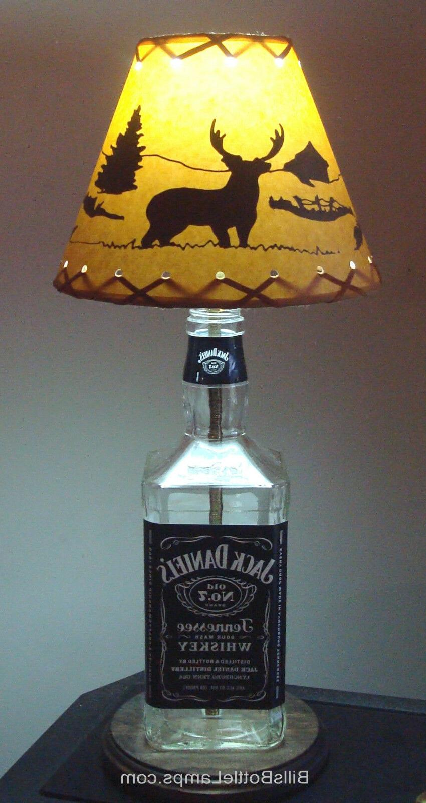 DEER Table Cottage Clip-On Bulb Style Laced