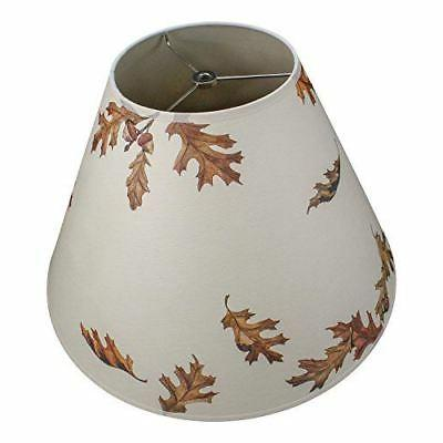"""FenchelShades.com Lake of the Woods Lampshade 7"""" Top by 17"""""""