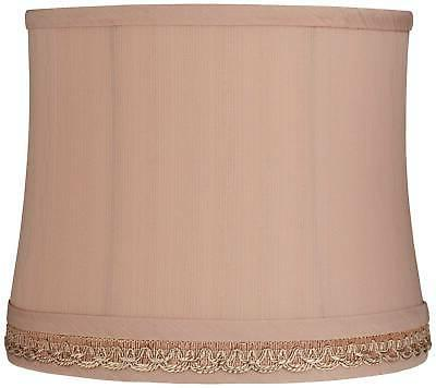 fitto taupe gallery drum lamp shade 11x12x10