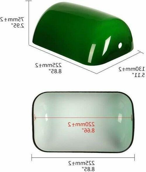 Green Replacement Lamp Shade Desk