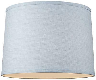 Hawking Blue Round Lamp Shade 13x14x10