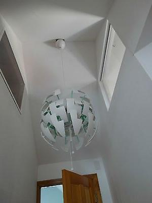 IKEA Shade Turquoise Death Star Wars New