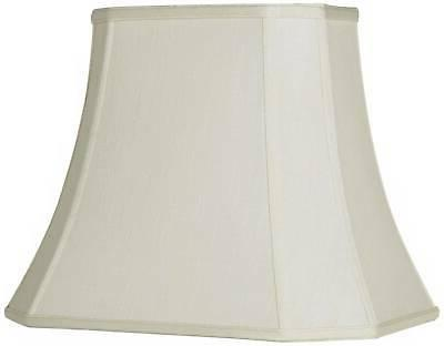 imperial creme rectangle cut corner shade 10x16x13