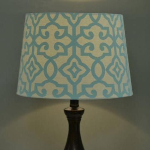 Better Homes and Gardens Irongate Lamp Shade - multi-color T