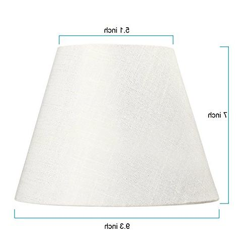 Lamp IMISI Fabric White Small x Diameter x
