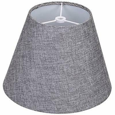 lamp shade linen white lamp shade 5