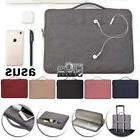 """Laptop sleeve Case Carry Bag Pouch For Various 14"""" 15.6"""" ASU"""