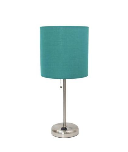 lt2024 tel brushed steel lamp