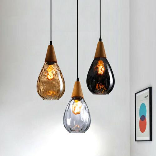 Glass Ceiling Hanging Lamp