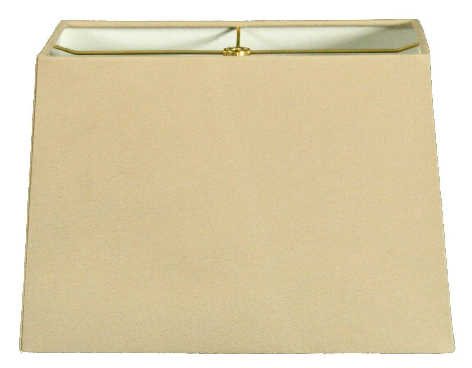 rectangle hardback lamp shade