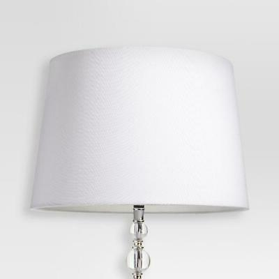replacement lamp shade white