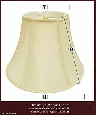 lampshades, 8 x 14 x 11, White FAST SHIPPING