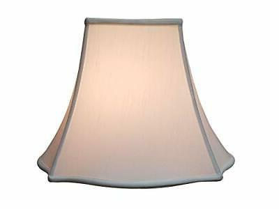 Royal BS-702-14WH lampshades, 8 x White FAST SHIPPING