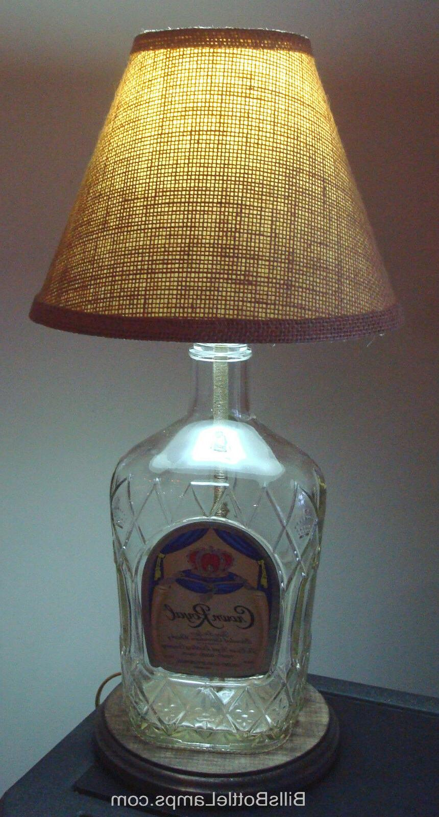 """Rustic Cottage Table Light LAMP """"Clip-On"""" Cone"""