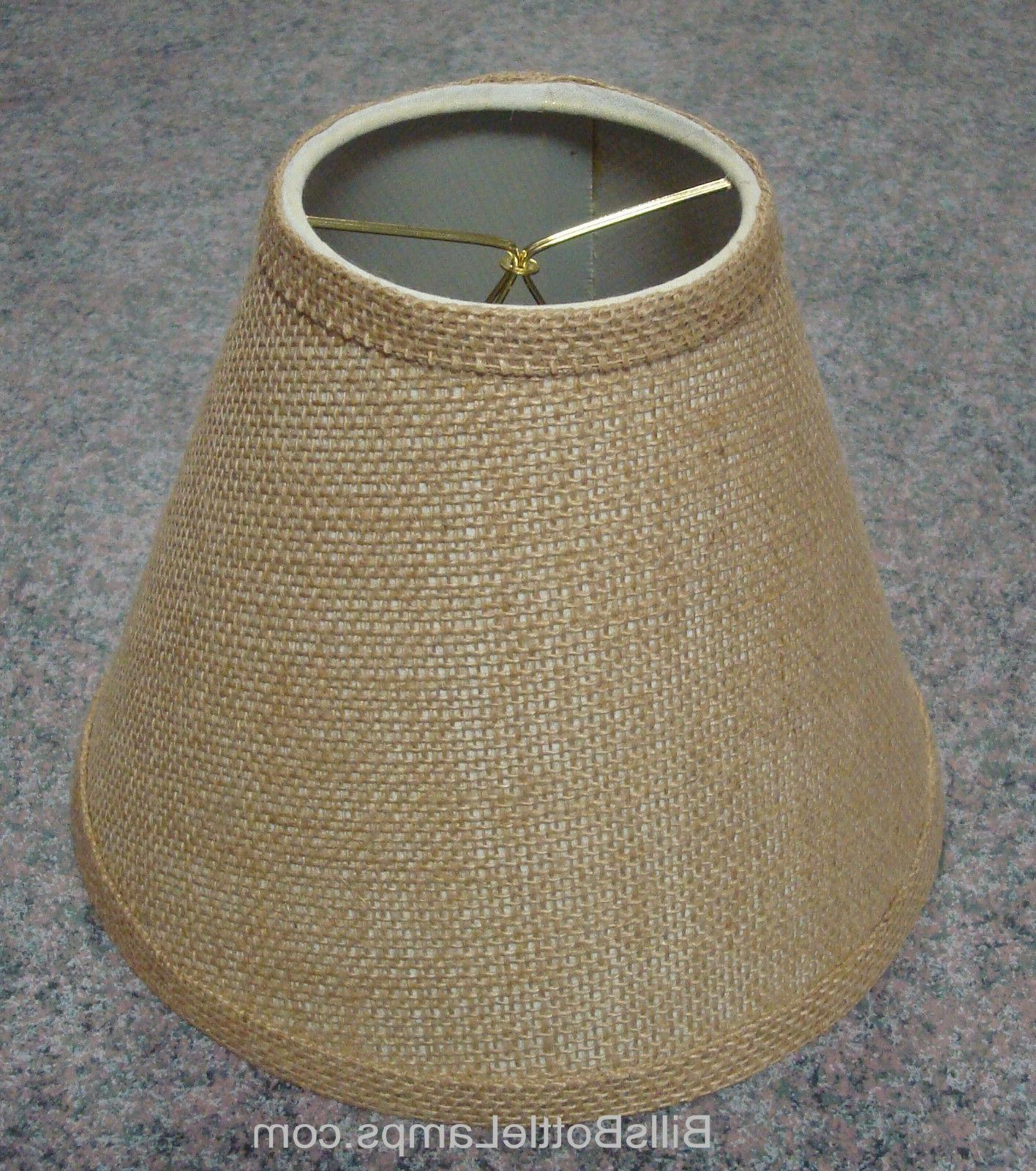 """Table Light LAMP """"Clip-On"""" inch Cone"""