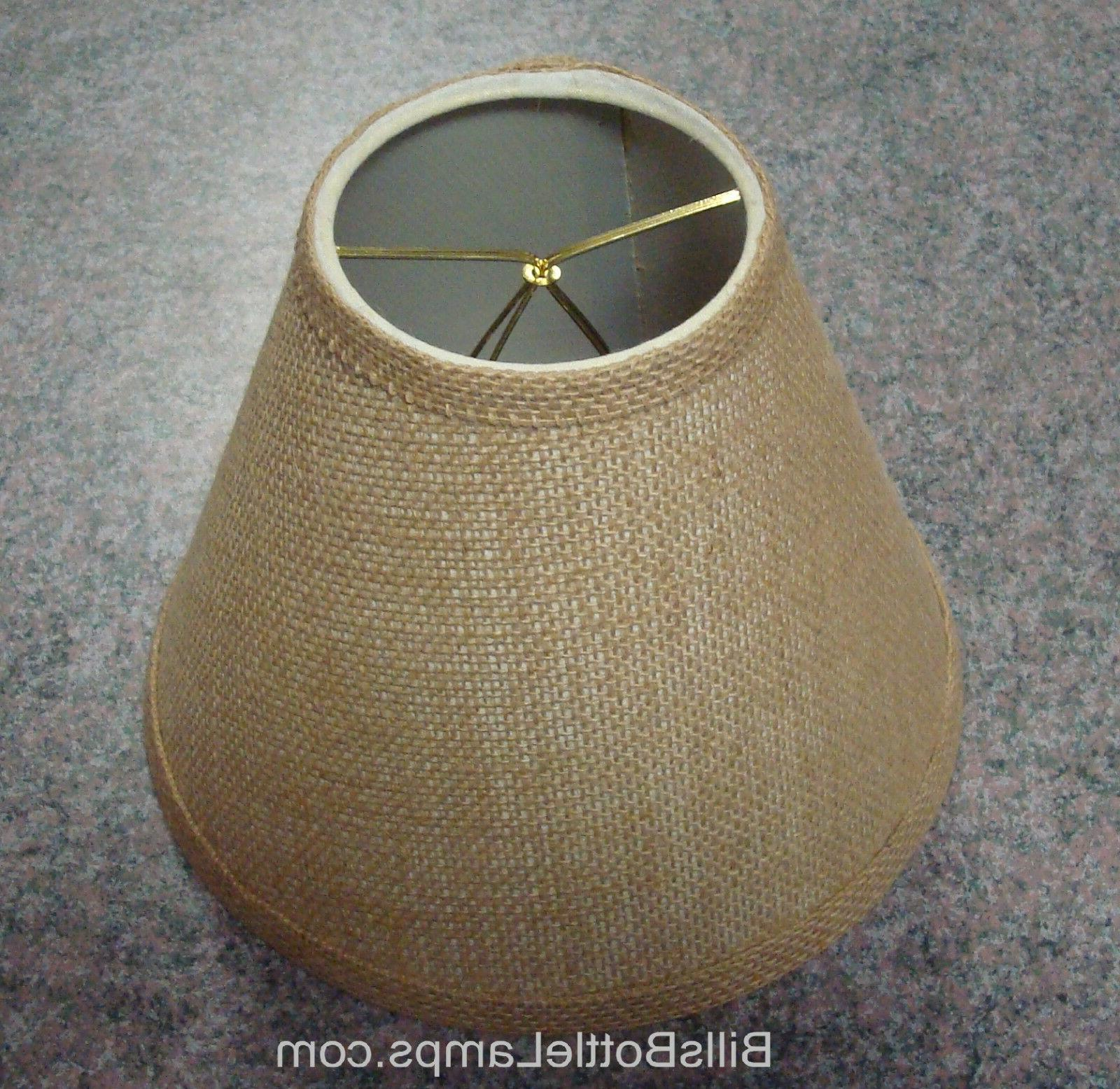"""Rustic Table Light """"Clip-On"""" Cone"""