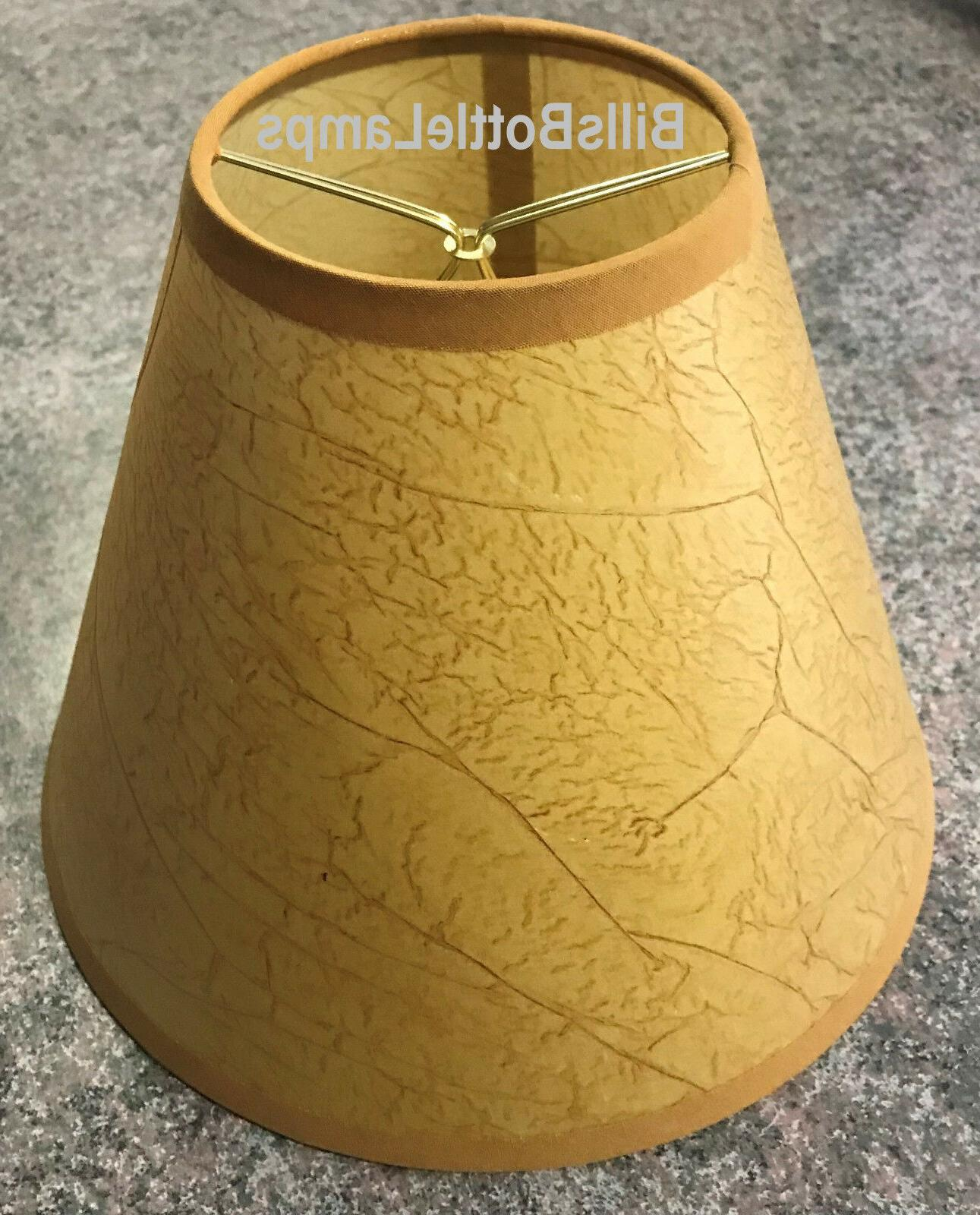 Rustic Cottage Light LAMP SHADE Bulb Cone