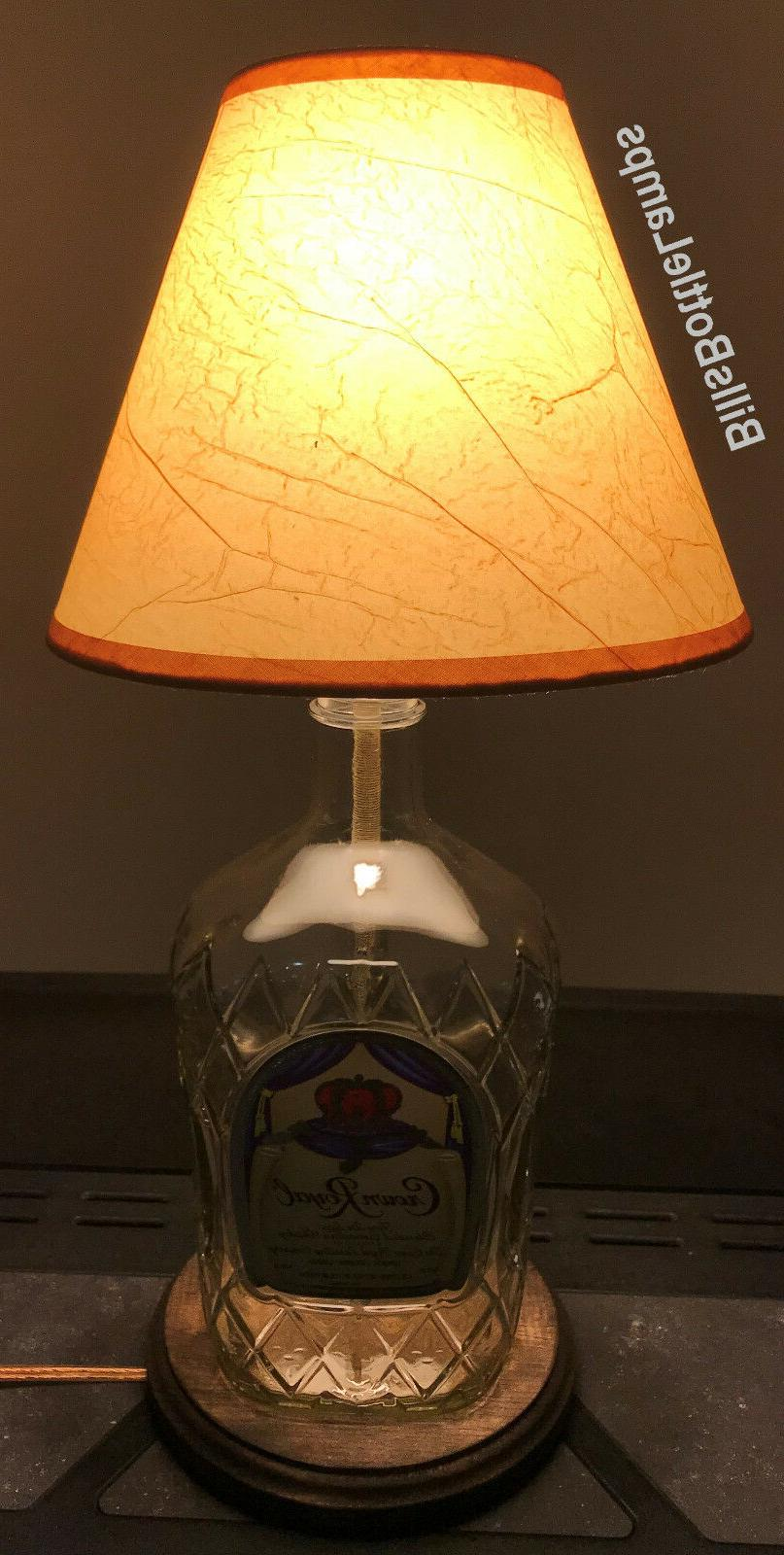 Rustic Cottage Table Light Bulb inch Cone