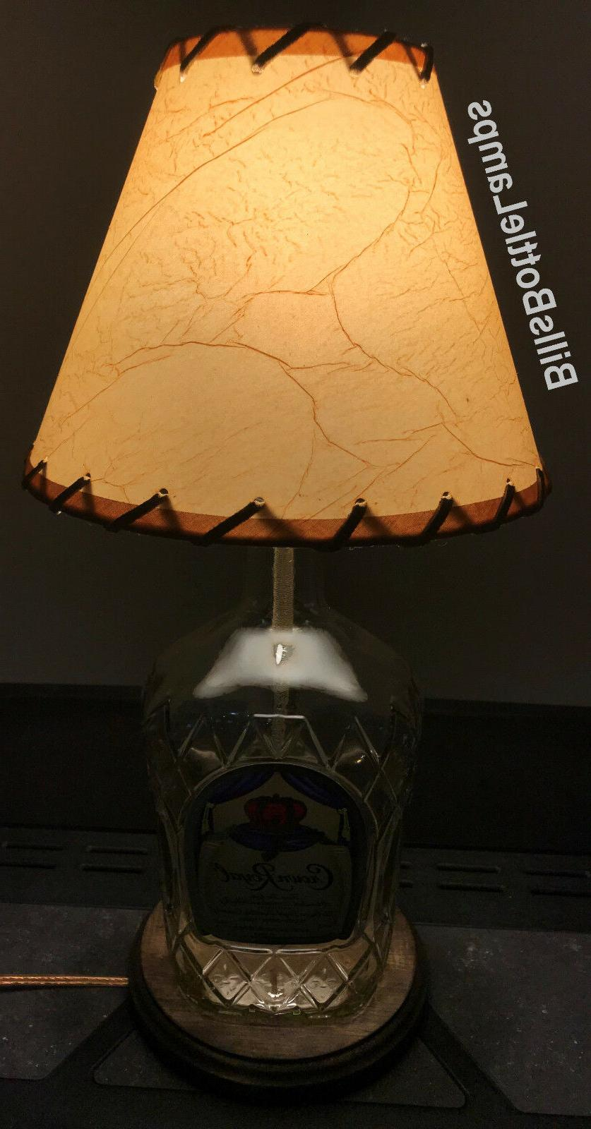 Rustic Cottage LACED Table LAMP SHADE Clip-On Bulb Cone