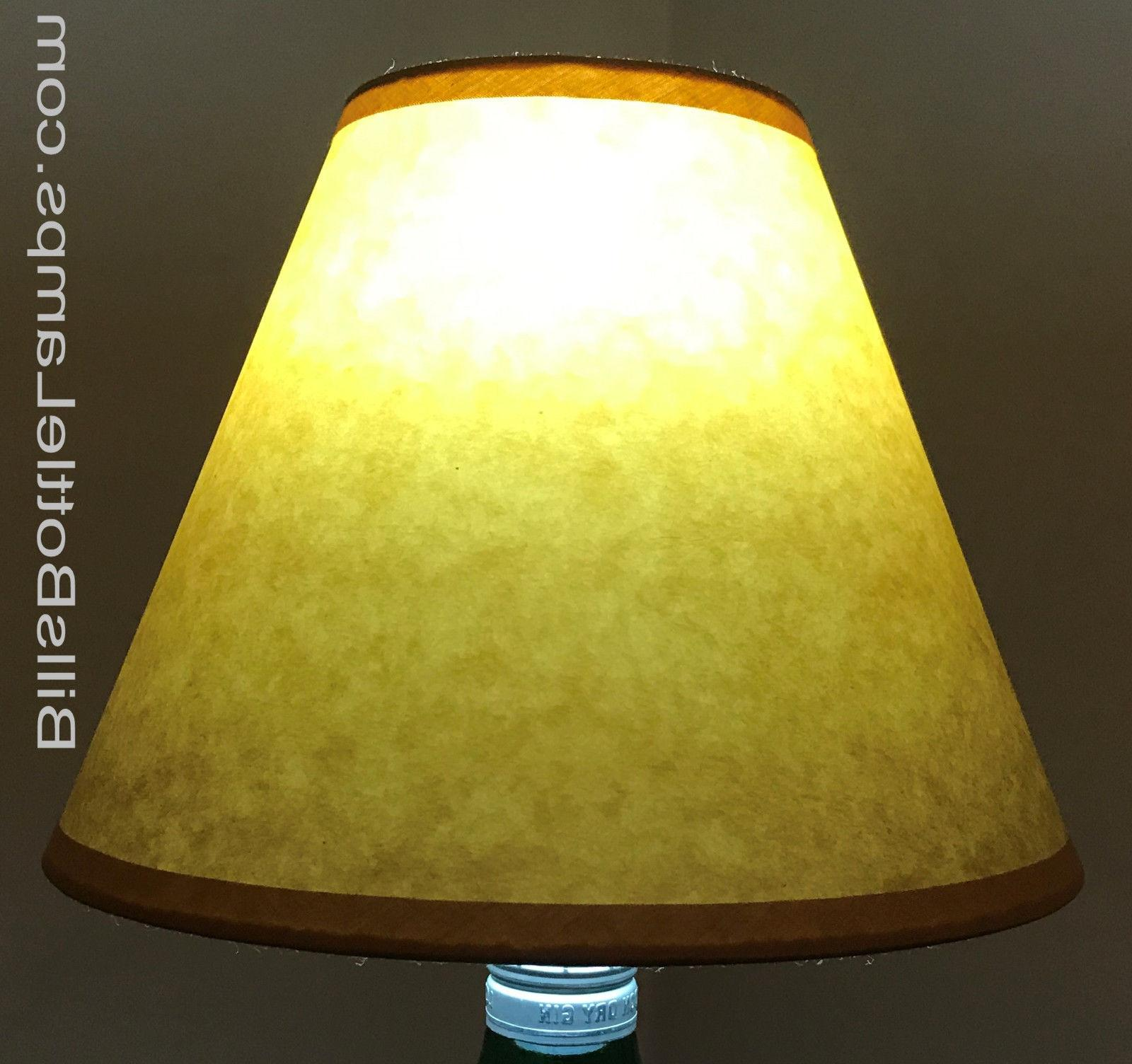 Rustic LAMP Oil Clip-On inch